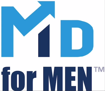 MD for Men Logo