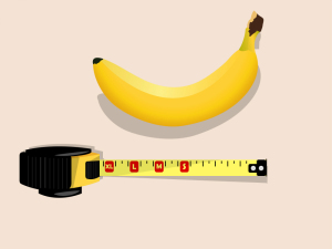 banana measure